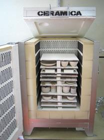 陶芸教室Futabaの陶芸窯