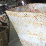 焼締の小鉢